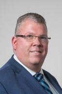 Johan van Gerwen, fractieleider van het CDA in Meierijstad.