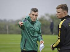 NAC-trainer Willem Weijs: 'Ik heb ambities en dit past in het stappenplan'