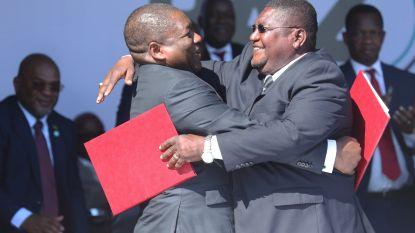 Vredesakkoord maakt einde aan decennialang conflict in Mozambique