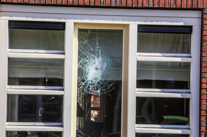 Schade aan woning in Eindhoven na explosie