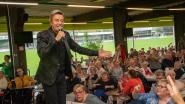 Willy Sommers zet koffietafel van burgemeester Pardaen op stelten