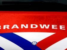 Vier gewonden bij uitslaande brand portiekwoning Crooswijk