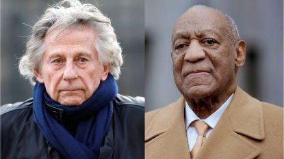 Bill Cosby en Roman Polanski uit Oscar Academy gezet wegens zedenfeiten