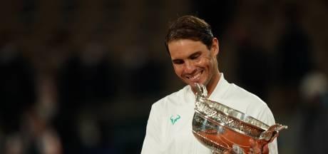Rafael Nadal reçoit le plus haut titre honorifique espagnol dans le domaine du sport