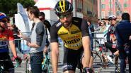 Nederlander Tom Leezer loopt breuk in bekken op bij val in Gent-Wevelgem
