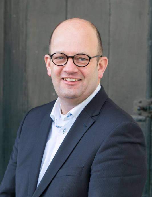 Marcel Van den Hoven.