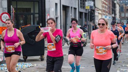 "Hitteslachtoffers marathon en 10 Miles na ontslag uit ziekenhuis: ""In zo'n enorme hitte lopen we niet meer"""