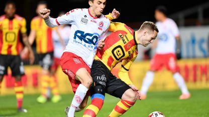 """KV Mechelen geraakt niet voorbij KV Kortrijk in matige partij: """"De vrees om initiatief te nemen overheerste"""""""