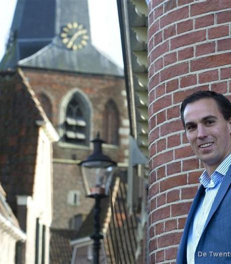 Bart Greven (Hof van Twente) strijdt  om titel  beste jonge ambtenaar