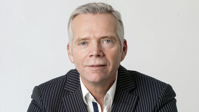 Cees van der Laan, hoofdredacteur Trouw. Beeld Maartje Geels