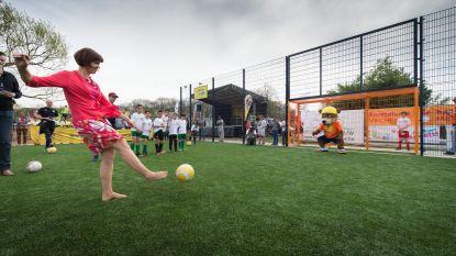 Eerste sportpleintjes gaan weer open voor kwetsbare kinderen