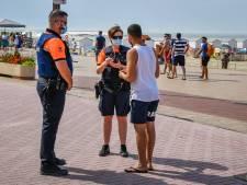 Knokke bannit les touristes d'un jour jusqu'à la fin de la vague de chaleur