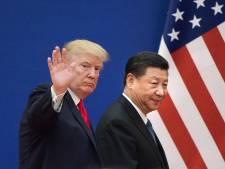 """La """"très bonne conversation"""" de Donald Trump et Xi Jinping"""