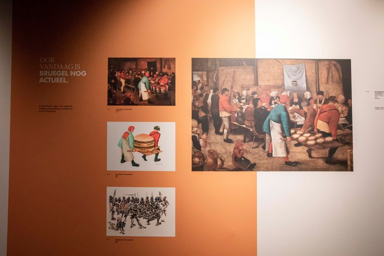 "Expo Bruegel in t'poorthuis te Peer: ""ook vandaag is Bruegel nog steeds actueel"""
