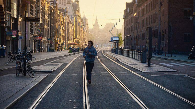 Niemand in de stad (2018). Beeld