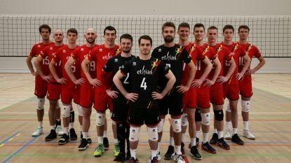 Turkije met 1-3 te sterk voor België in European Golden League volley