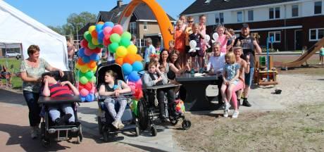 Een speeltuin in Albergen waar écht iedereen kan spelen