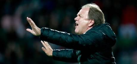 De Graafschap-trainer Snoei looft 'fantastische' Jurjus