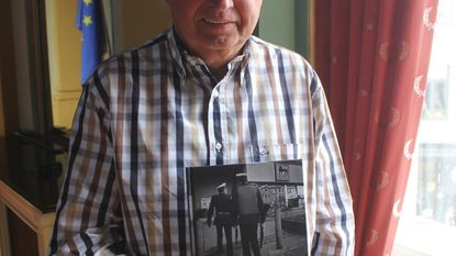 Henri Van Nieuwenborgh stelt boek over Bende voor