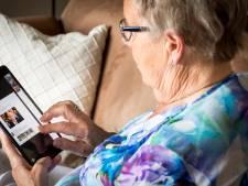 Langer thuiswonende ouderen leven niet langer