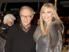 'Talkshowlegende Larry King (83) stevent af op achtste echtscheiding'