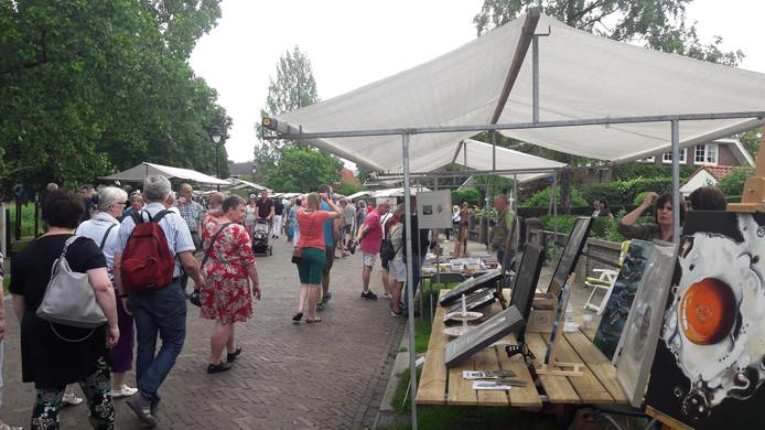 Kunstmarkt in Hengelo
