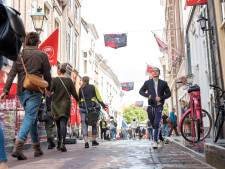 Té druk in Zierikzeese winkelstraatjes: winkeliers mogen voorlopig geen uitstallingen buiten zetten