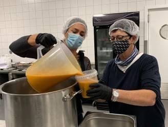 S.pa Bilzen schenkt 100 liter soep op Werelddag van Verzet tegen Armoede