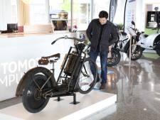 Nostalgie versus de toekomst van de motorfiets in Helmond
