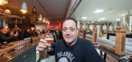 Proost! Brouwerij met proeflokaal in hartje Apeldoorn is klaar
