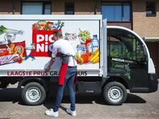 Online supermarkt Picnic haalt 'fenomenaal bedrag' binnen