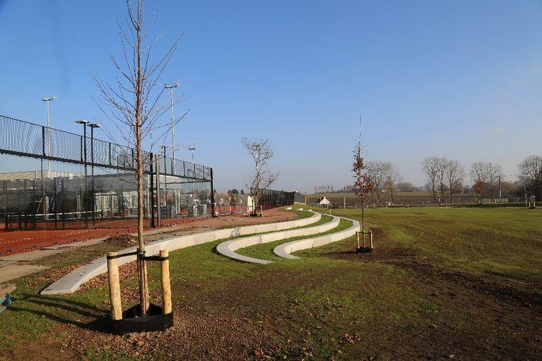 Op 16 december wordt sportpark De Zandloper officieel geopend.