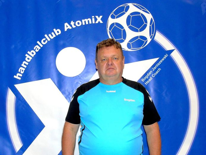 Bogdan Janiszewski moet met Atomix het behoud afdwingen.