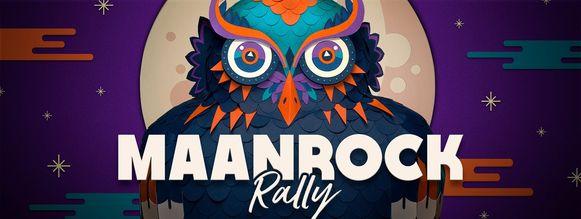 Logo Maanrockrally