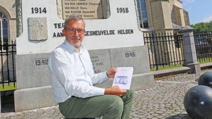Advocaat Dirk Lindemans duikt geschiedenis in en schrijft boek 'Groot Ternat in de Groote Oorlog'