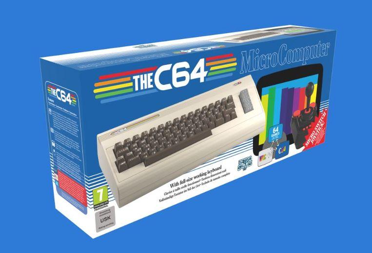 De herrijzenis van de Commodore 64 Beeld Retro Games