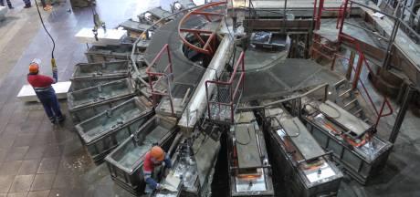 Dure zink zorgt voor meer omzet Nyrstar Budel-Dorplein