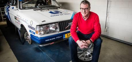 Deldenaar Thom de Jong: Een dealer besmet met het rallyvirus