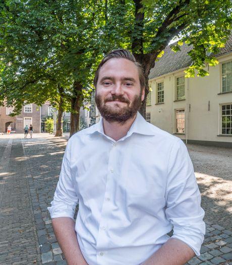 Vollebregt start de 'bestelchallenge' om Delft die leuke en levendige stad te laten blijven