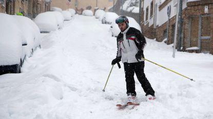 Spanje: zon, zee en... sneeuwpret
