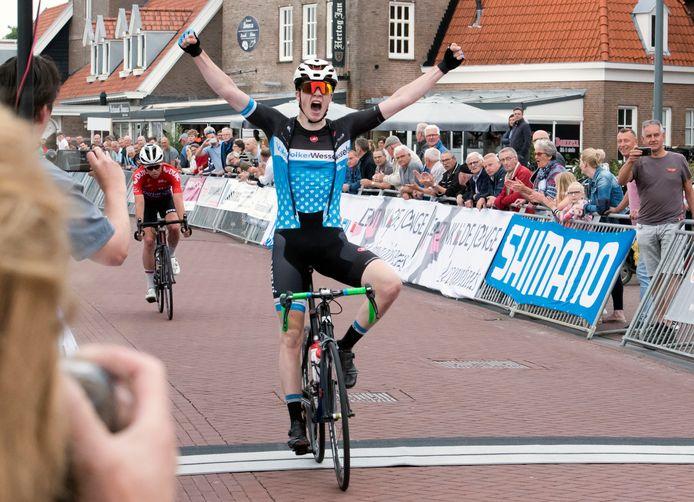 Max Kroonen was in 2019 de voorlopig laatste winnaar van de Parel van de Veluwe.