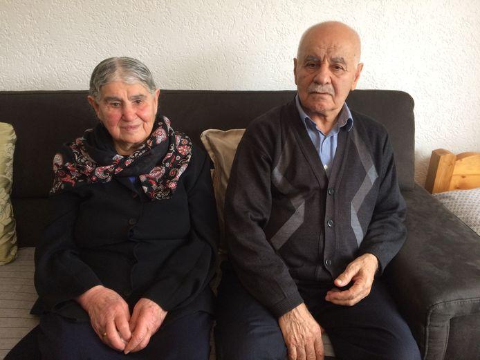 Dahno en Fehima Isik-Bozkurt vierden gisteren hun 65-jarig huwelijksfeest.