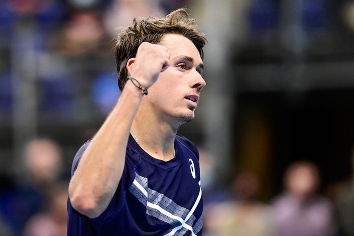 Déjà titré à Sydney, Atlanta et Zuhai l'an dernier, Alex De Minaur disputera à Anvers la septième finale de sa carrière sur le circuit ATP.