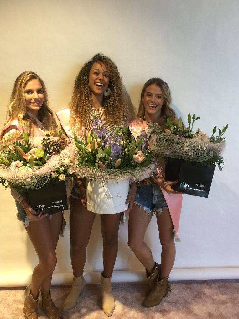 Chantal van Beek werd  gekozen tot 'Bobo gezicht 20119'.  Andere eretitels gingen naar Janelle Framery en Lisa Swerts.