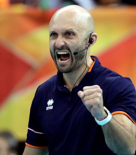 Volleybalsters trots ondanks verlies: 'Dit was onze beste wedstrijd op dit WK'