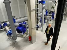 Een bak boordevol Brabants bronwater in Vrouwenpolder