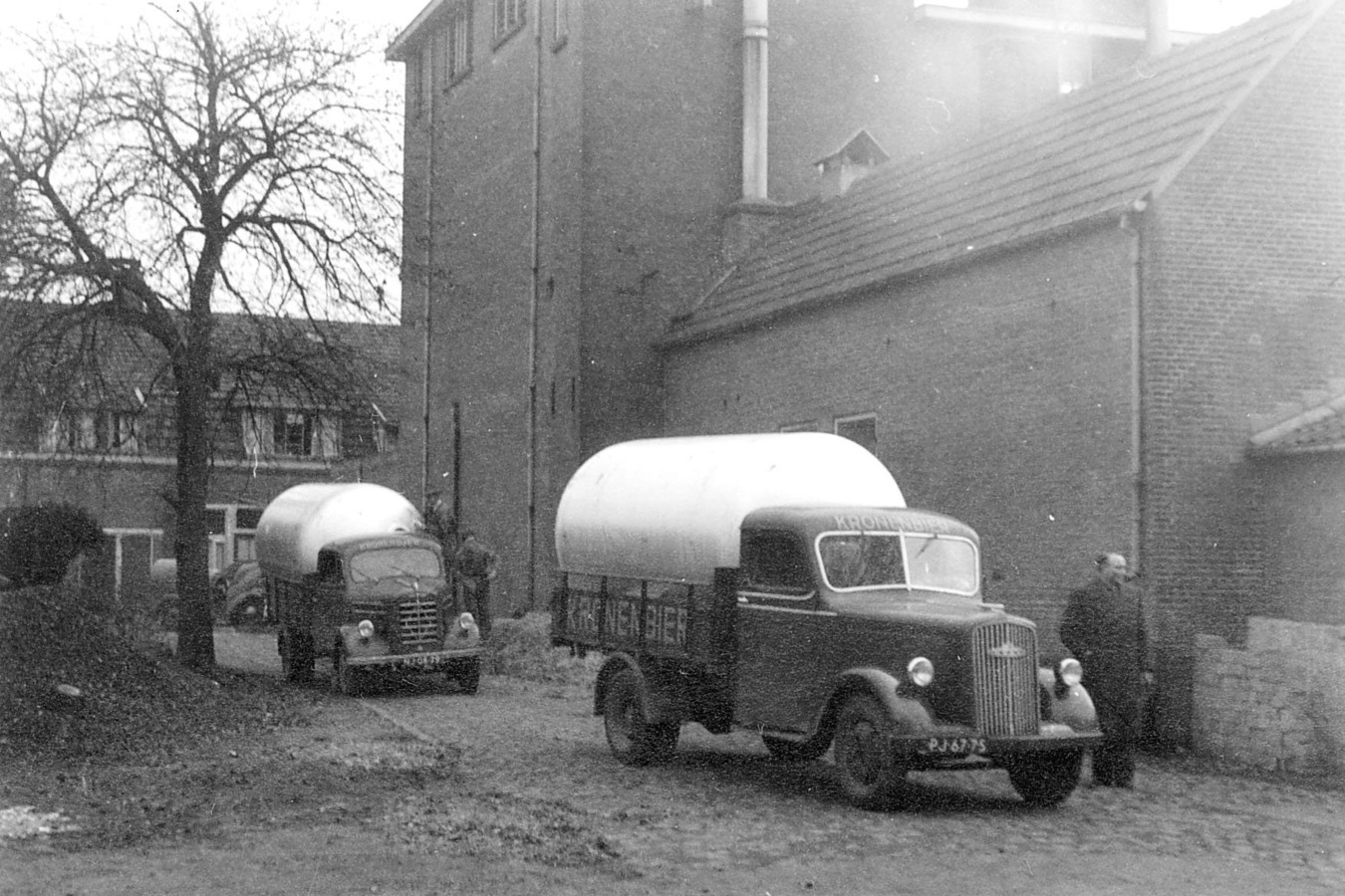 Brouwerij De Kroon in Boxtel.