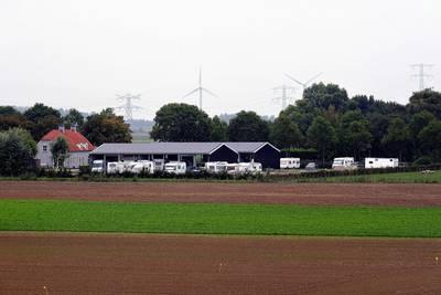 Kwestie rondom illegale caravanstalling van VVD'er Rian Govers loopt met sisser af