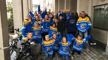 """Turnhout Tigers voeren actie voor ijs: """"Maar stad kan zich geen borg stellen"""""""
