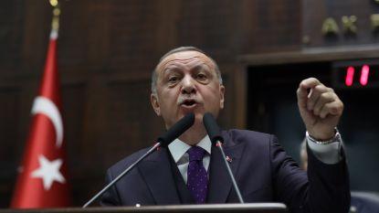 """Erdogan dreigt Syrische regime """"overal"""" in Syrië aan te vallen"""